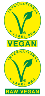 v label vegan v label raw vegan usa vert uni